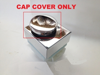 GTO G8 POWER STEERING CHROME CAP COVER
