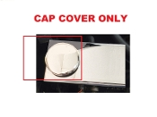 BRAKE MASTER CYLINDER CHROME CAP COVER