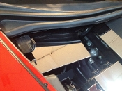 Corvette C6 2005-2013 Polished BATTERY COVER
