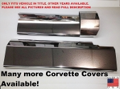 Corvette C4 1994-1996 3 Piece Fuel Rail Cover COVERS Overlays