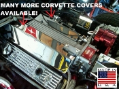 Corvette C4 1994-1996 LT1 LT4 FUEL RAIL COVERS