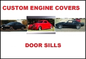 DOOR SILLS & CUSTOM COVERS
